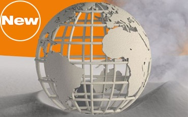 Worldwide 3D printing service