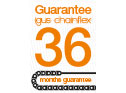36-month guarantee … for chainflex®